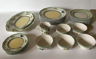 Villeroy U0026 Boch French Garden Fleurence Dinnerware Germany U2013 Of Your Choice