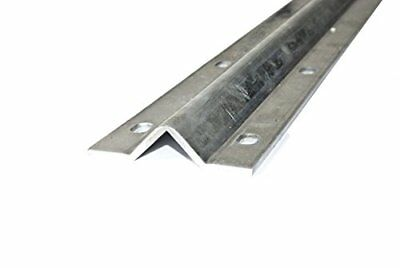 ALEKO VTRACK18FT 18 Feet Galvanized Gate V Track in Three 6 Foot Sections for