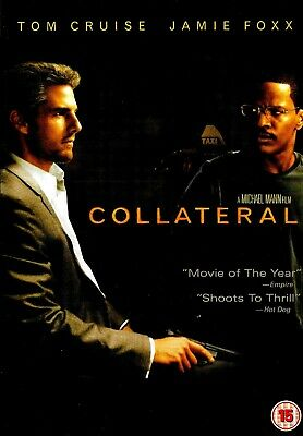 Collateral (DISC ONLY) DVD Action Jamie Foxx / Tom Cruise