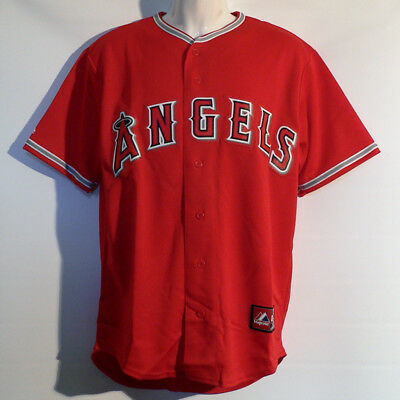 Los Angeles Angels of Anaheim Trikot / Jersey - MLB Baseball - Majestic - Neu