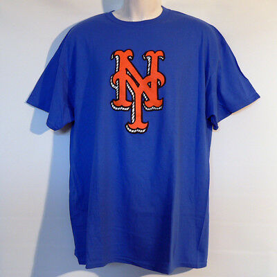 New York Mets Shirt - MLB Baseball - NY Mets Stadion Shirt - XL - Neu