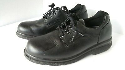893e1693027 RED WING MENS SD Black Oxfords Work Safety Toe Shoes 8618 Size 11 ...