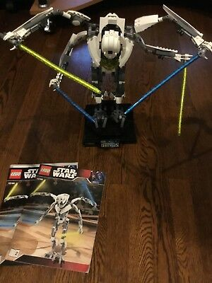 Lego Star Wars General Grievous 75040 Minifigure 1795 Picclick