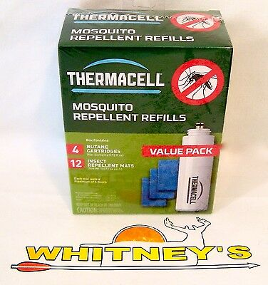 Thermacell Mosquitto Repellent Refills Value Pack-R-4