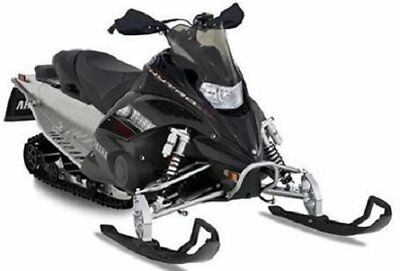 2008-2013 yamaha fx nytro mtx snowmobile repair manual
