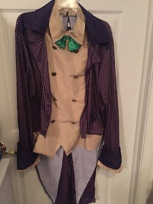 Rubies Adult Arkham City Batman Joker Costume Large