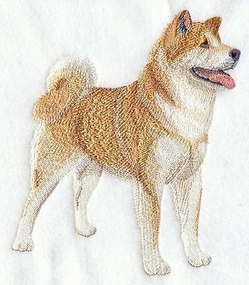 """Akita Dog - Embroidered Patch 5.8""""x6.4"""""""