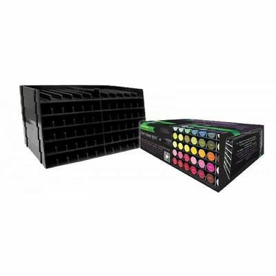 Spectrum Noir Storage Box of 6 Stackable Trays Universal for 72 Marker Pens