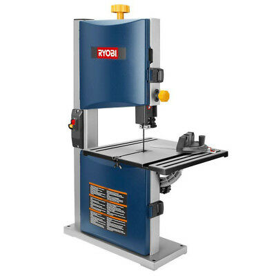Ryobi 2.5 Amp 9 in. Compact Band Saw Green BS904G Reconditioned