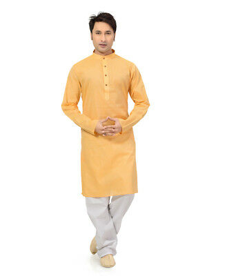 Designer Indian Wedding Men Sherwani Churidar Kurta pyjama ethnic silk solid