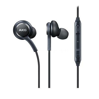 Replacement In-Ear Earphones +Mic For Samsung Galaxy S8 S7 Note 8 AKG Headphones