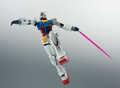 BANDAI THE ROBOT SPIRITS Mobile Suit RX-78-2 GUNDAM Ver. ANIME Action Figure New