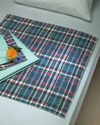 MCKDS Underpad 36 X 48 Inch Reusable Polyester / Rayon Heavy