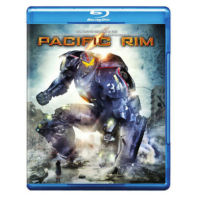 Warner Home Video Br318102 Pacific Rim (Blu-Ray/uv/ff-16X9)