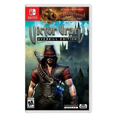 Ui Entertainment Uie 03018 Victor Vran: Overkill Edition