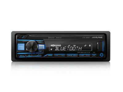 Alpine UTE-200BT  Autoradio USB bluetooth 2 RCA