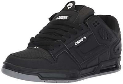 Scarpe Skate Osiris Peril Black White Grey 40 42 Ultimi Rimasti!
