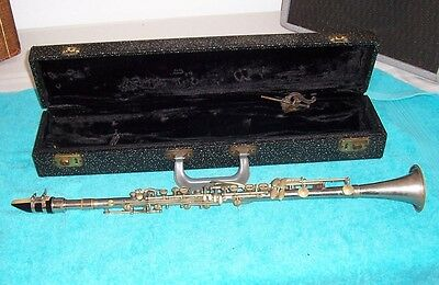 A Fontaine clarinet  France recently Tech play tested & ready to play G Cond.