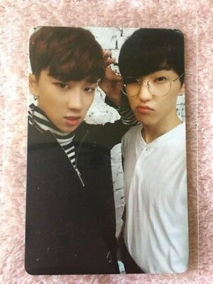 Going SEVENTEEN THE8 HOSHI Limited Official Photo Card a346