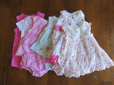 Baby Girls summer clothes 000