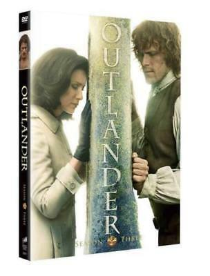 Hot Outlander Season 3 (DVD, 2018, 5-Disc Set) Brand New Free Shipping