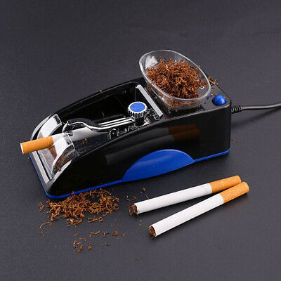 Electric Easy Automatic Cigarette Rolling Machine Tobacco Injector Maker Roller