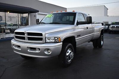 2001 Dodge Ram 3500 SPORT 2001 DODGE RAM 3500 5.9 CUMMINS DIESEL 4x4 FULLY LOADED 80K MILES! CLEAN CARFAX