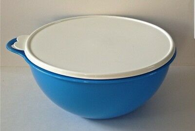 TUPPERWARE 32 Cup 7.8L Thatsa® Bowl Mixing Serving Storing FREE US SHIPPING