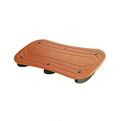 Sunway 3 Inch Rock N Stop Footrest Hayward Cherry Double Wide