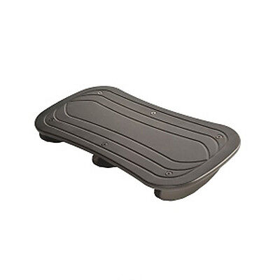 Sunway 3 Inch Rock N Stop Footrest Black Double Wide