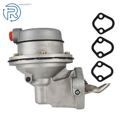 Compatible With MerCruiser See Description For Fitment Sea Water Mechanical Fuel Pump MarkV 454 502 7.4L 8.2L 86167T 818383T