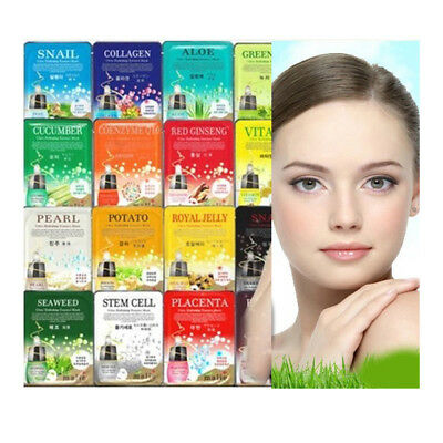 Ultra Hydrating Essence Face Mask Sheet Pack Korea Cosmetic Facial Skin Care etc
