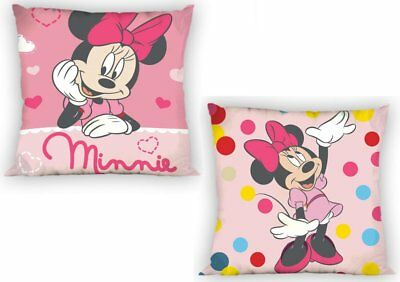 Minnie Maus Mouse Kissenbezug Kinder Disney 40x40cm