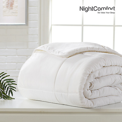 Hotel Essential Branded Polycotton Premium Duvet Collection 12.0 Tog Double King