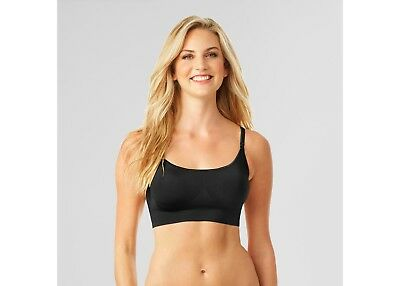 SIMPLY PERFECT BY Warners Womens No Dig Seamless Wireless Bra ... 37013257d