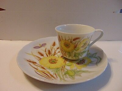 china cup and plate1978 kent garden