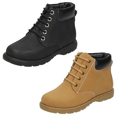 Boys JCDees 'Ankle Boots'