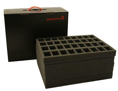 Defender Figure Case with YOUR Choice of Infantry, Model or Storage Foam