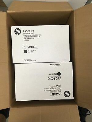 Genuine Hp Cf280Xc Toner Cartridge 80X