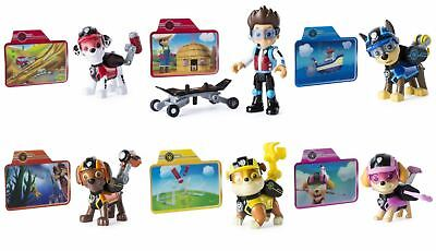 Paw Patrol Mission Action Pack Pups
