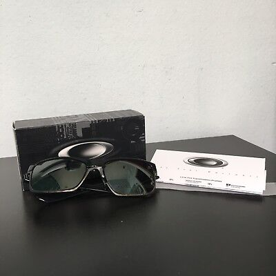 e499096542083 NEW AUTHENTIC OAKLEY Twoface Sunglasses OO9189-02 Black Frame ...