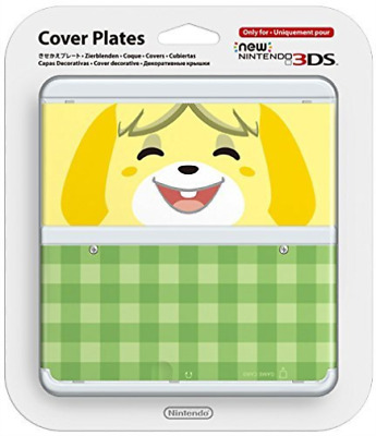 New 3Ds Cover Animal Crossing Isabelle NEW