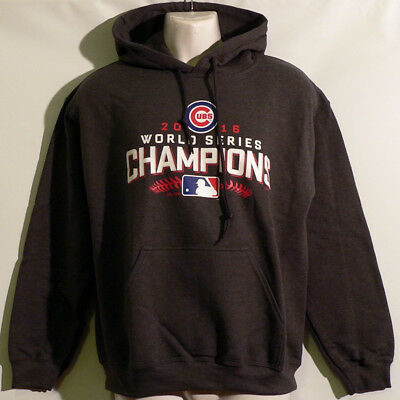 Chicago Cubs Hoodie / Kapuzenpullover - World Series Champions - MLB - Baseball