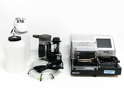 BioTek 405 Select 405TSUS Microplate Washer 96 and 384 Well w/ Ultrasonic (6025)
