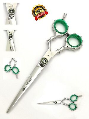 """Professional Hairdressing Barber Hair Cutting Scissor 6"""" Verify with QR CODE"""
