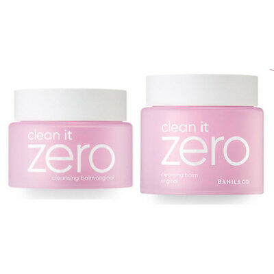 BANILA CO Clean It Zero Cleansing Balm Original 100ml / 180ml Ship From AU