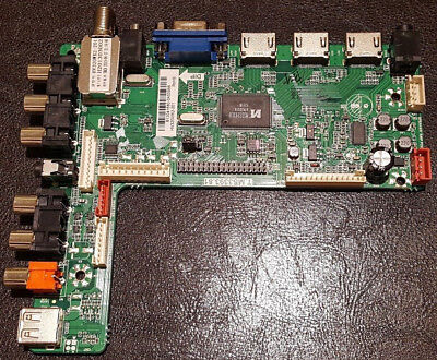 "JE600D3HE67  Main Board for ELEFW605~ ~Element 60/"" T.MS3393.81 B14060751"