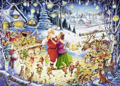 Ravensburger Ultimate Christmas Party 1000 piece Jigsaw Puzzle