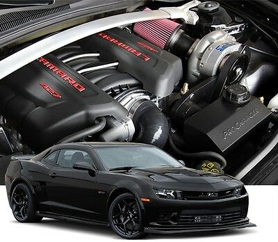 Chevy Camaro Z/28 LS7 Procharger P-1SC1 Stage II Supercharger con Intercooler