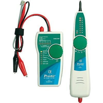 Proskit TSKIT Cable Tracer - Tone Generator And Probe Mt-7068 Mt7068